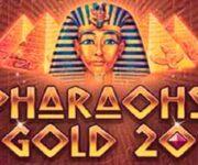 Pharaohs Gold 20